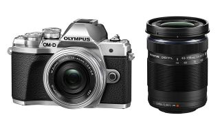 Olympus OM-D E-M10 III + TWO lens camera deal