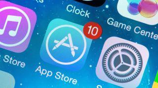 App store revenues 2019