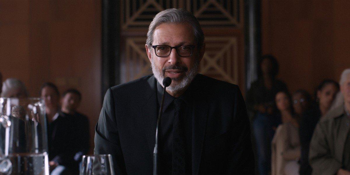 Jurassic World: Dominion's Jeff Goldblum Reveals Movie Was 'Tweaked' To Better Fit The Pandemic Era