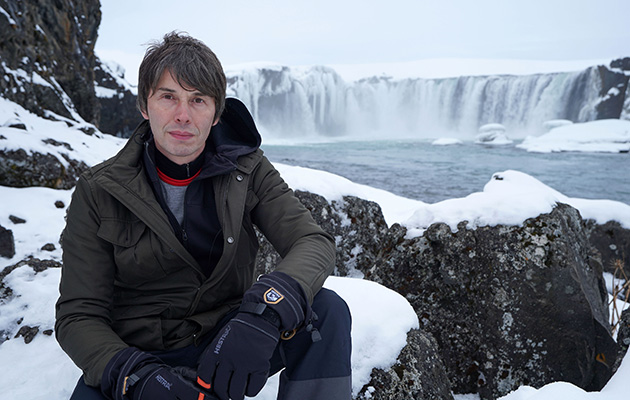 Brian Cox hosts The Planets