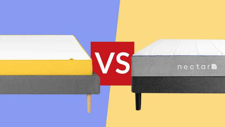 Eve Original vs Nectar memory foam mattresses