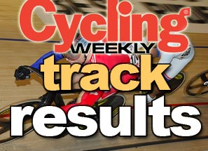 Track results logo