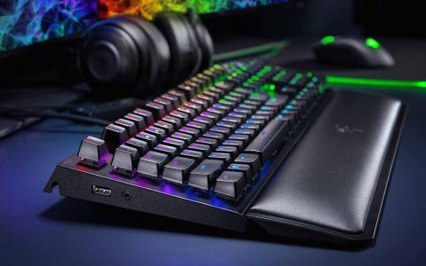 Razer BlackWidow Elite - Full Review and Benchmarks | Tom's Guide