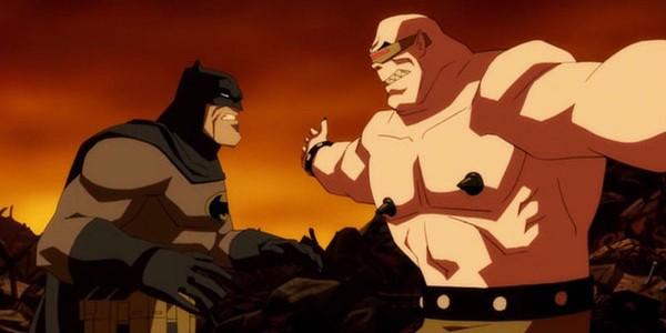 dark night returns movie mutant leader batman