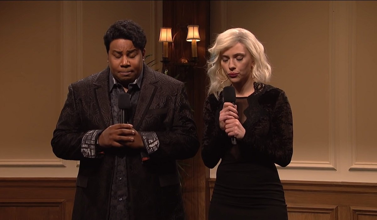 Saturday Night Live scarlett johansson keenan thompson nbc