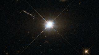 fastest growing black hole