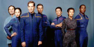 star trek enterprise cast upn