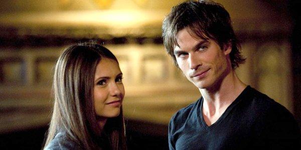Dating elena start when damon does Vampire Diaries: