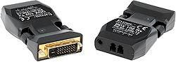 Extron Ships Dual Link DVI Fiber Optic Extender