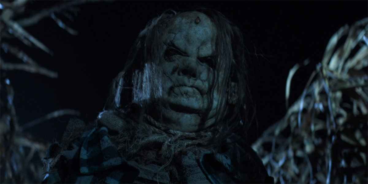 Harold the scarecrow in Scary Stories To Tell In the Dark