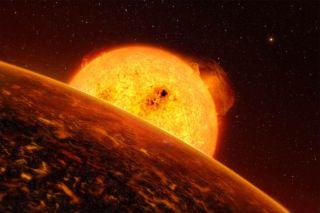 First Rocky World Confirmed Around Another Star