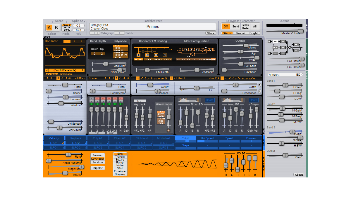 Vember Audio's Surge synth plugin is now free and open-source