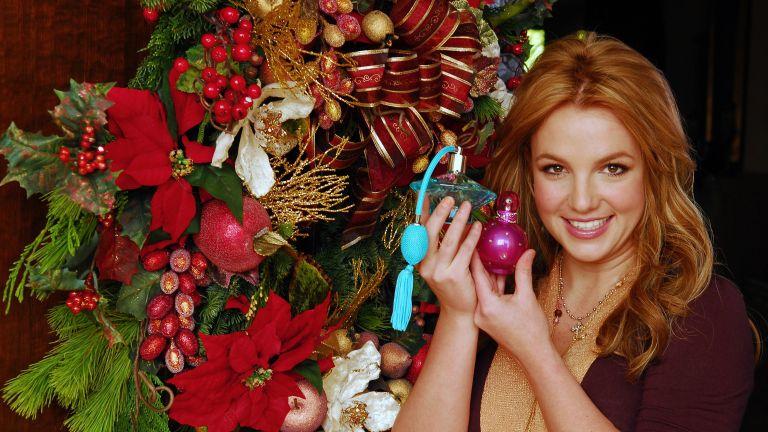 Celebrity perfume: Britney Spears perfume launch
