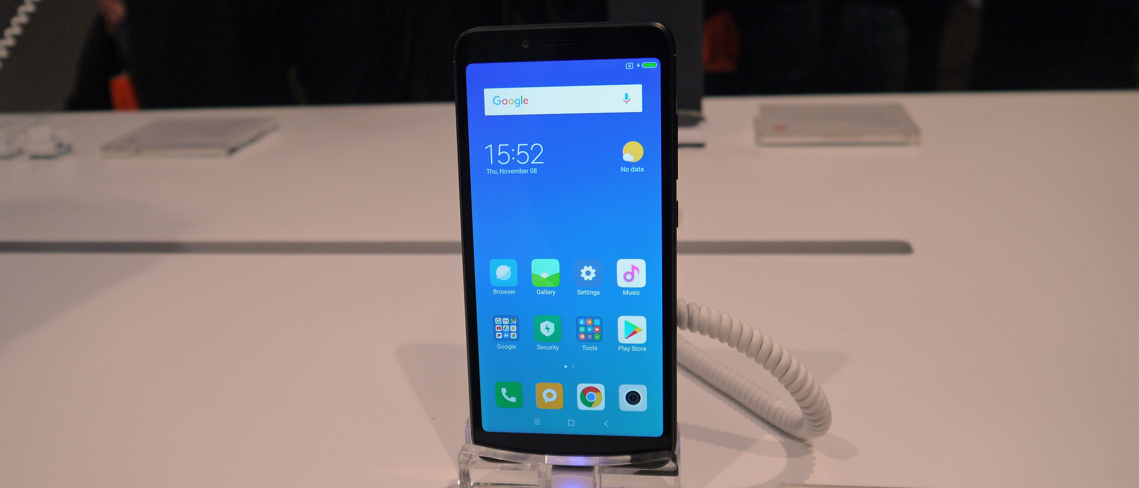 Hands on: Xiaomi Redmi 6A review   TechRadar
