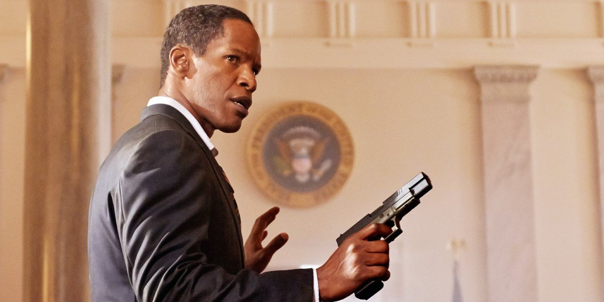 Jamie Foxx - White House Down