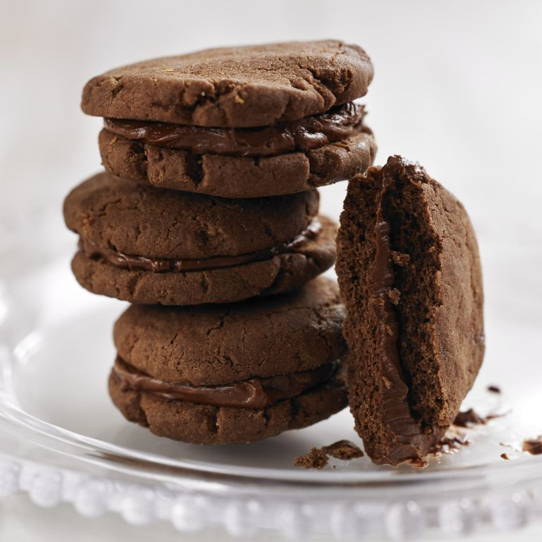 Double Chocolate Biscuits recipe-dessert recipes-recipes-recipe ideas-new recipes-woman and home