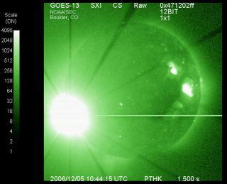 Solar Radio Bursts Could Cripple GPS