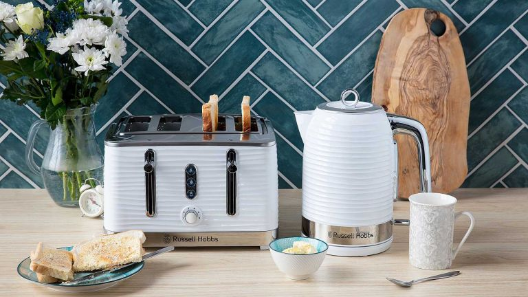 kettle deals: Russell Hobbs inspire kettle and toaster