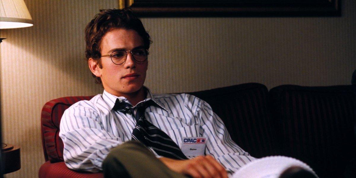 Hayden Christensen in Shattered Glass