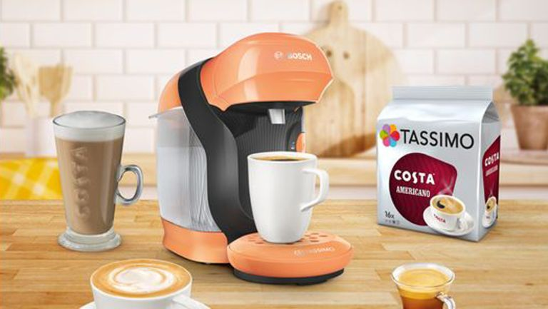 Tassimo coffee machine deal at Currys