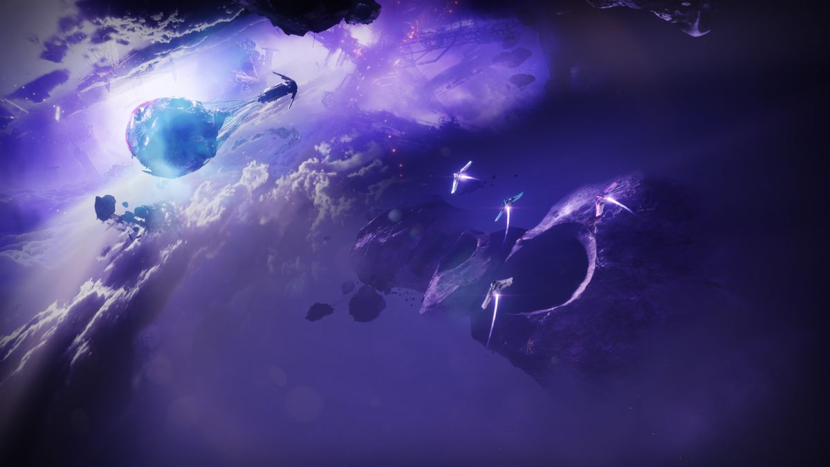 Destiny 2 has a matchmaking bug that can be fixed by walking slowly