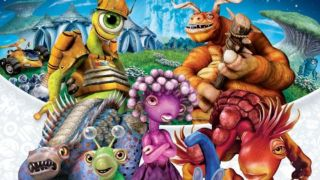 I still wish Spore was good, but a decade later it's a slog