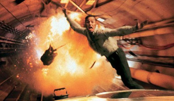 Mission Impossible Exploding Helicopter