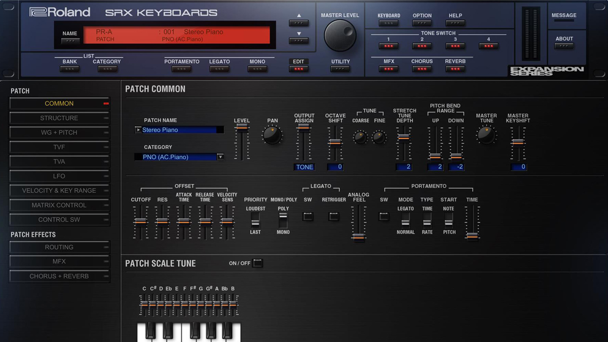 This new Roland Cloud instrument has serious SRX appeal
