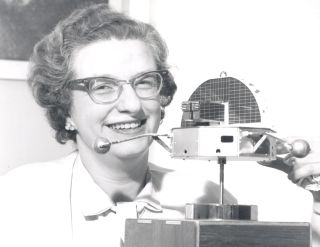 Nancy Grace Roman, the 'Mother of Hubble'