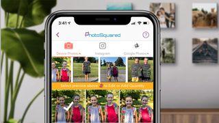 PhotoSquared app