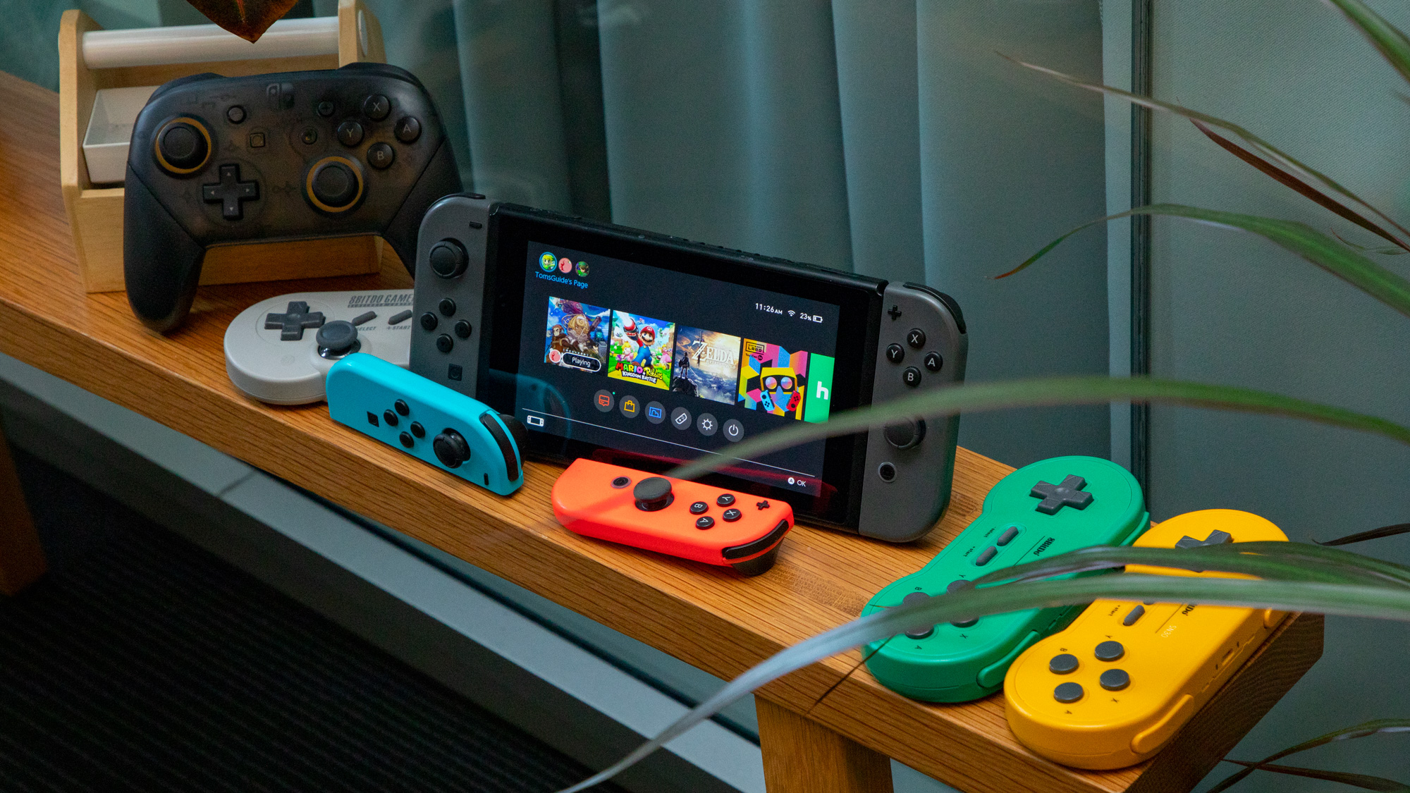 Best Nintendo Switch Controllers of 2019 | Tom's Guide