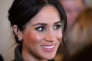 Meghan in How To Dress Like A Princess: Royal Fashion Secrets