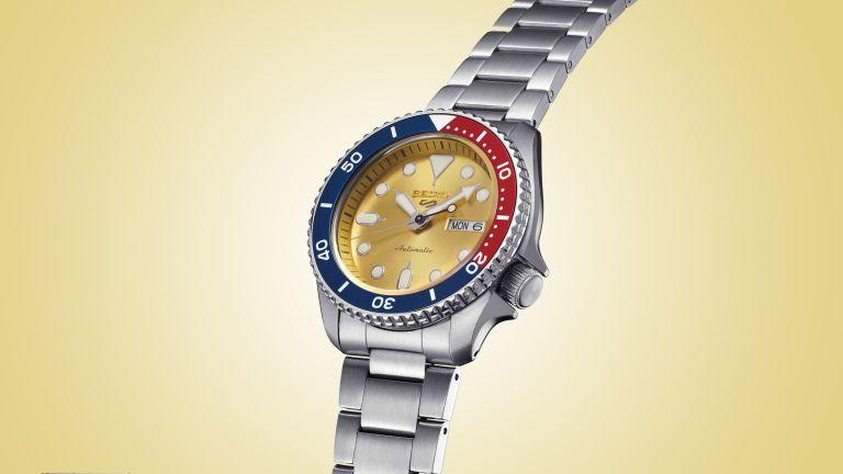 Seiko 5 Sports Custom Watch Beatmaker