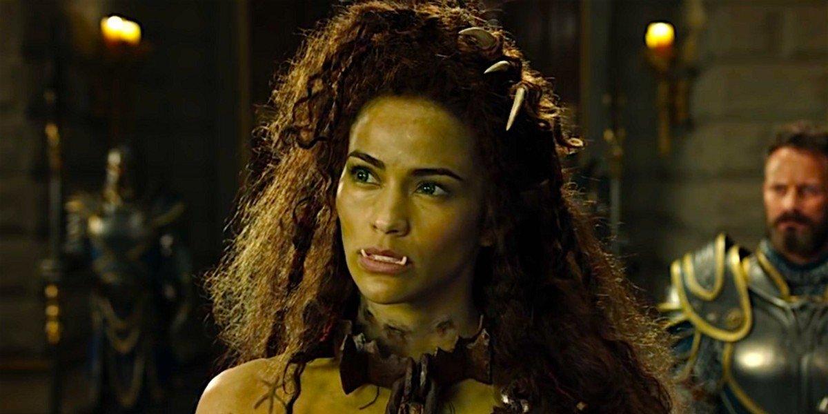 Paula Patton - Warcraft