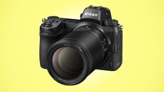 Nikon Z7 and NIKKOR Z 85mm f/1.8 S