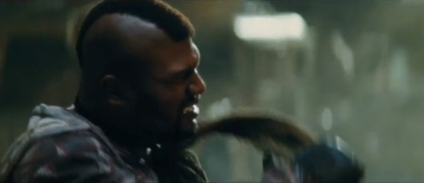 The A-Team Trailer In HD With Screencaps #2218
