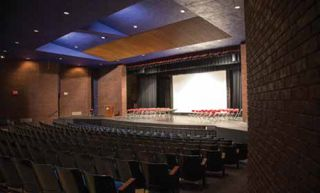 Jefferson College Modernizes Audio in Field House and Theater