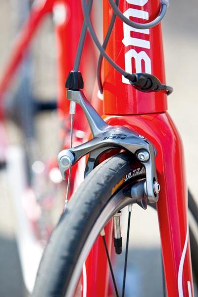 b38263c2644 First ride: BMC Granfondo GF02 105 £1400 review - Cycling Weekly