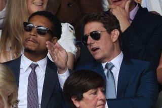 Tom Cruise, Euro 2020 final
