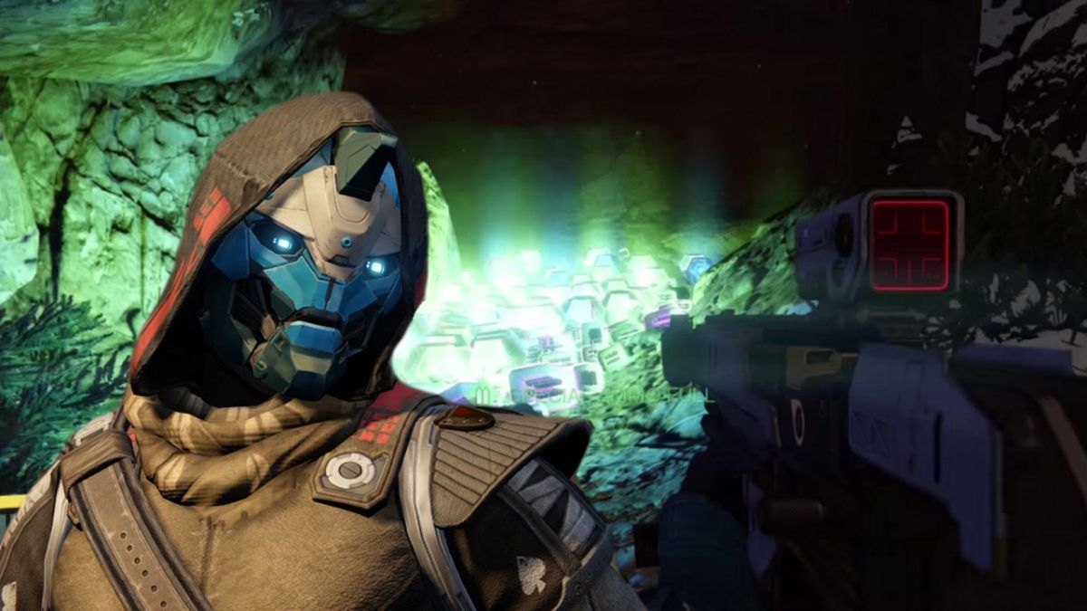 Destiny 2's secret XP scaling system was made partly because of the Loot Cave