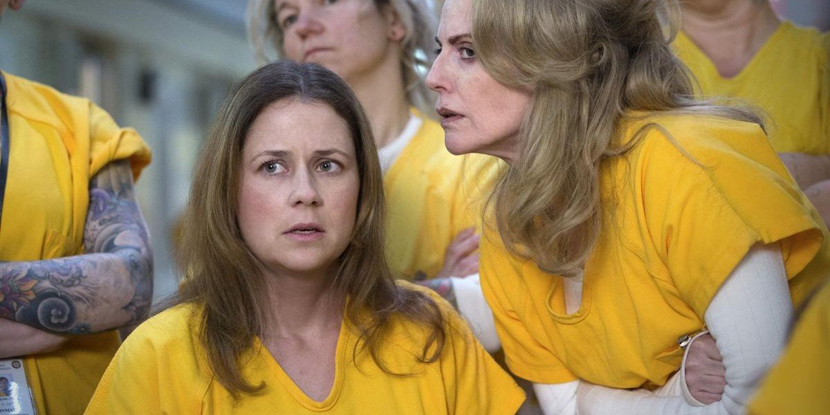 Jenna Fischer, Megan Mullally - You, Me And The Apocalypse