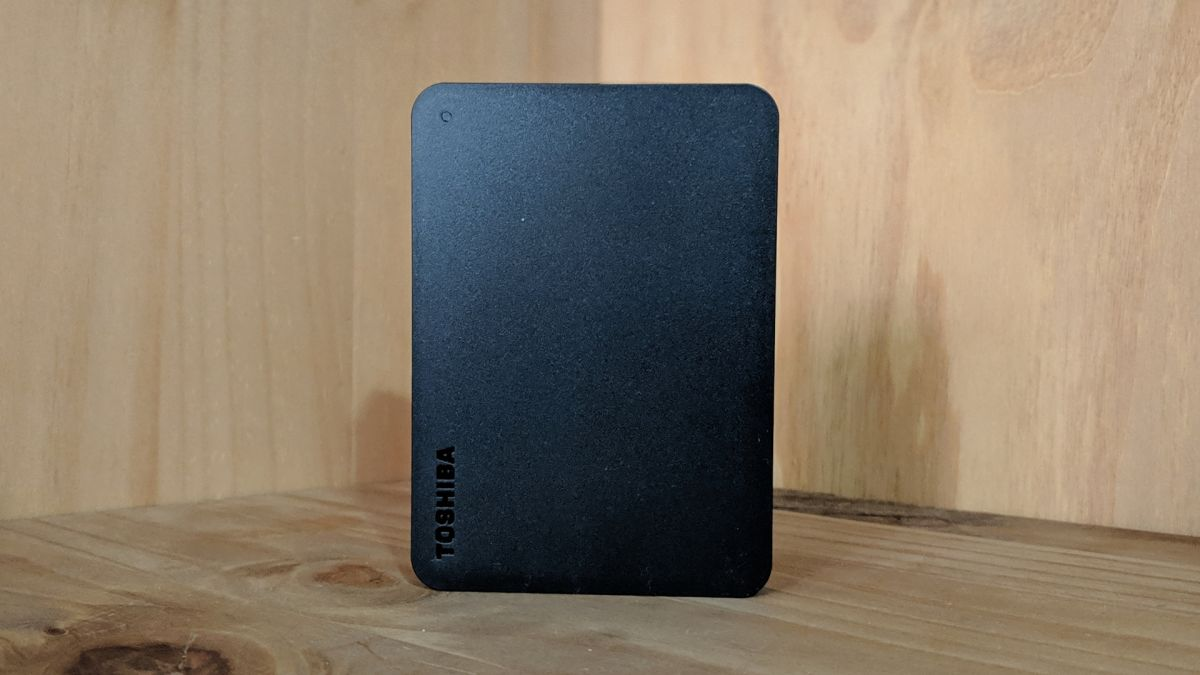 Toshiba Canvio 4TB external hard disk drive (2019 edition) review