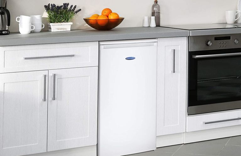 best under counter fridge is this model from IceKing available from Amazon