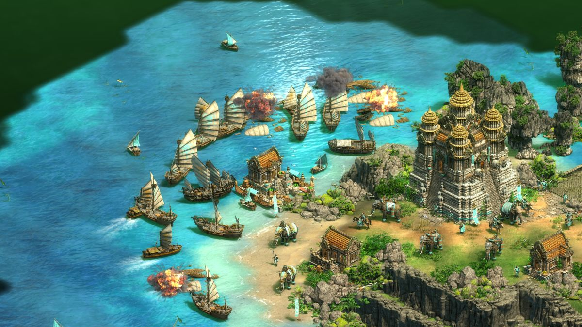 Age of Empires 2: Definitive Edition will offer 20 years of