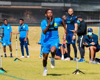 Mamelodi Sundowns new signing Neo Maema