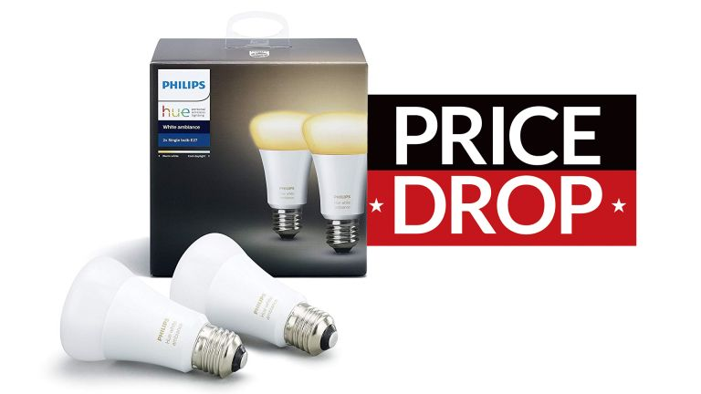 Philips Hue smart bulbs Amazon