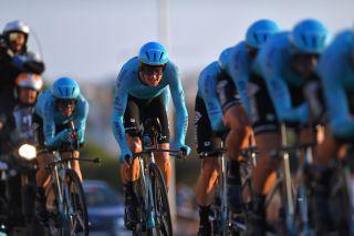 Jakob Fuglsang Astana TTT Vuelta a Espana 2019