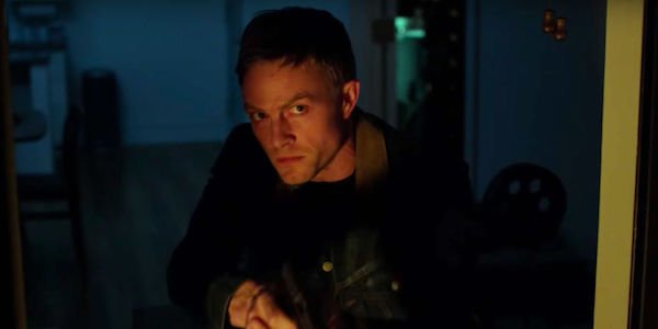 Wilson Bethel as Agent Dex in Daredevil Season 3