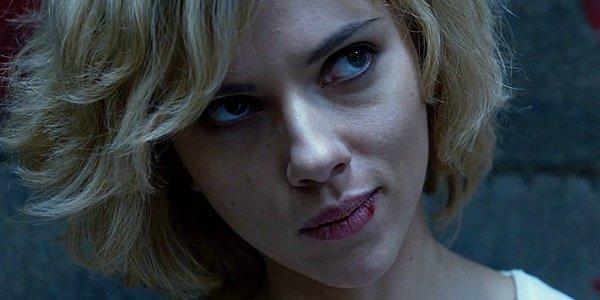 Scarlett Johannson Lucy