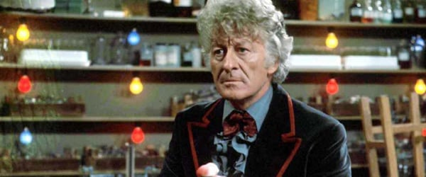 Jon Pertwee Doctor Who Third Doctor